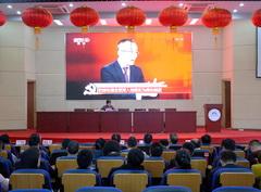 九江一中组织开展党的十九大报告集中学习活动